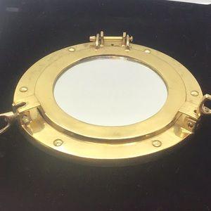 Brass Ships Porthole